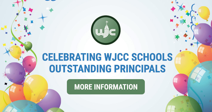 Celebrating WJCC Schools Outstanding Principals