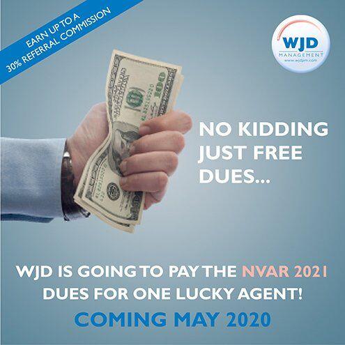 NVAR 2021 Agent Contest