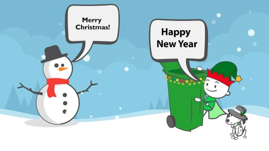Bin Collections 2018
