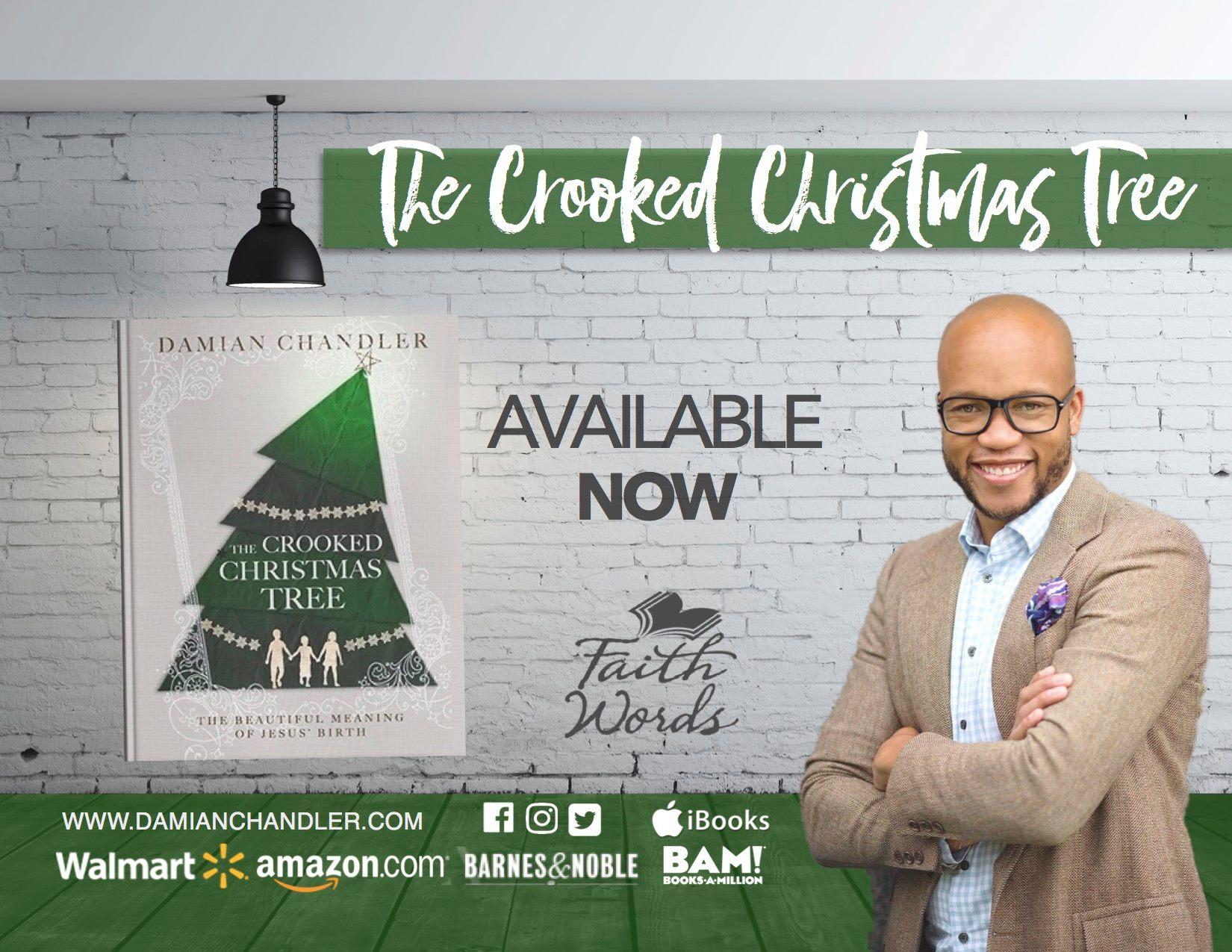 The Crooked Christmas Tree - THE EVE - WJOU