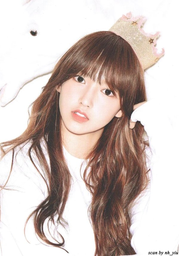 Wallpaper Drawing Girl Wjsn Cheng Xiao Profile And Facts Wjsn Indonesia