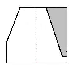 pocket facing