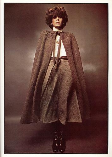 tweed cape_luba