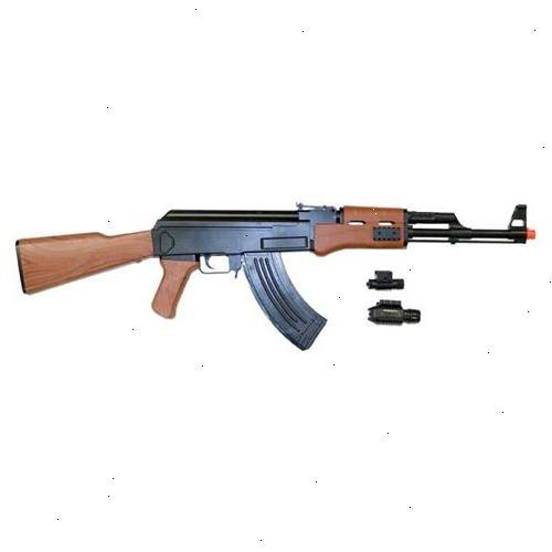 Hur kuk och skjuta en airsoft pistol – WKE