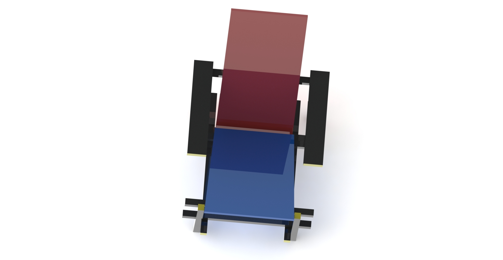 chair design solidworks sure fit dining covers australia rietveld  wkentdesign
