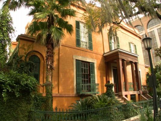 Sorrel Weed House, Savannah, GA