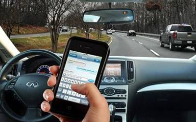Distracted Driving Damages