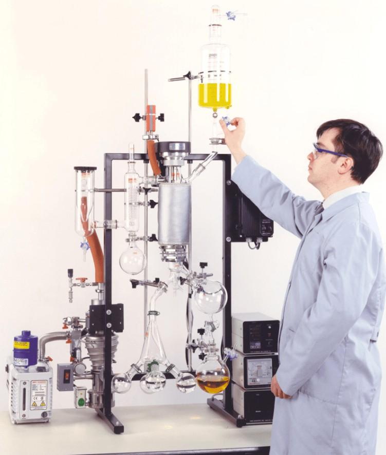 Thin Film Evaporator For Sale China - WKIE LAB.com