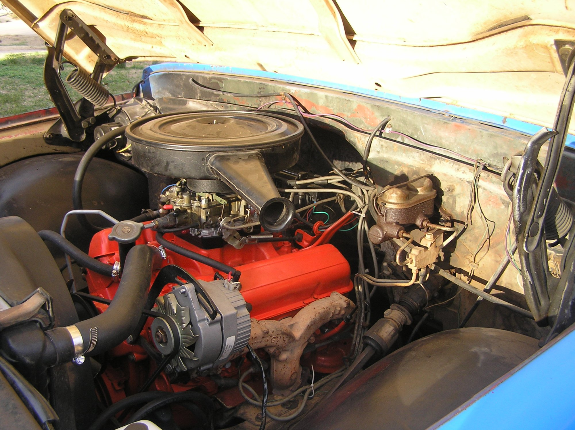 hight resolution of would love a breakdown on the engine compartment