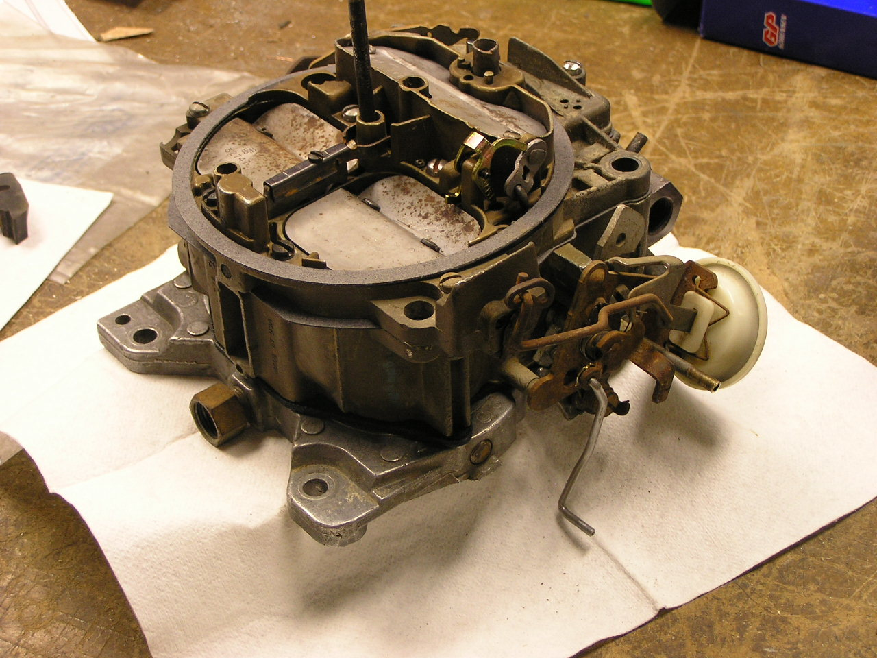 rochester 4 barrel carburetor diagram 480 volt 3 phase heater wiring quadrajet vacuum car interior design