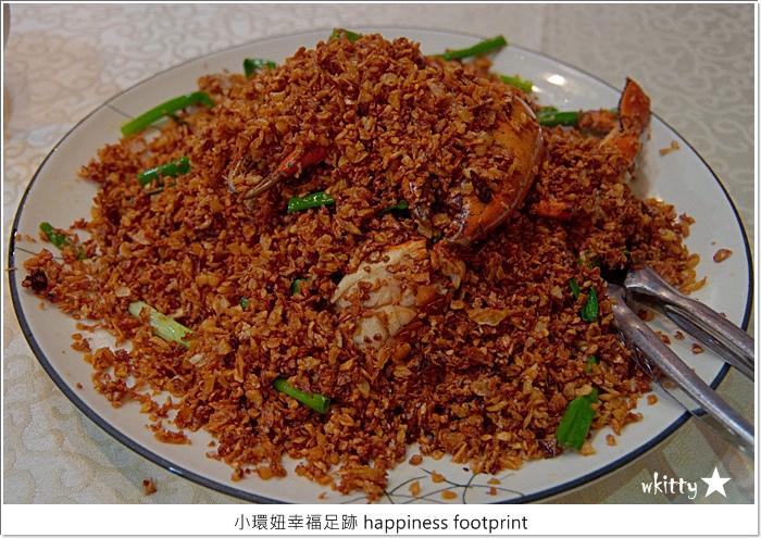 【香港炒蟹(18)】喜記避風塘辣炒蟹,香辣好吃但好貴啊!