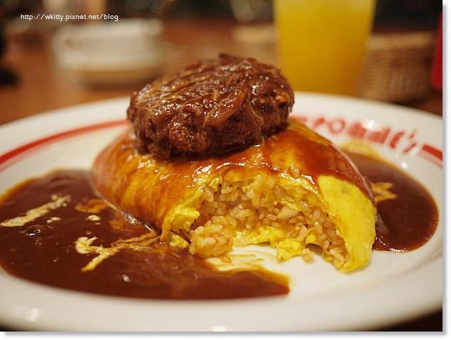 [東京美食餐廳] ポムの樹(蘋果樹)蛋包飯 ♥ 好吃到會感動回味的蛋包飯(30)