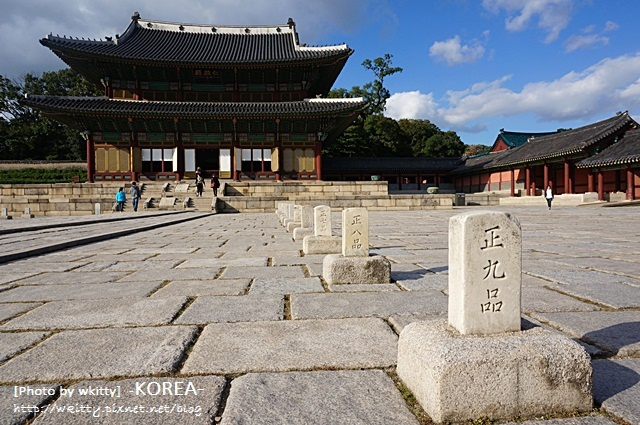 [韓國首爾自由行]昌德宮 ♥ 迷上韓劇,仁顯皇后的男人這邊拍,2013首爾小旅行(9)
