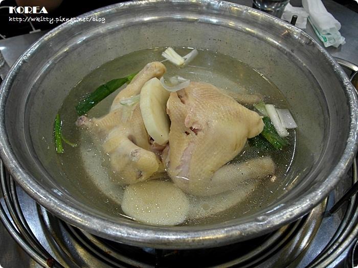 東大門必吃,東大門陳玉華一隻雞,陳玉華一隻雞,首爾必吃,首爾美食,首爾陳玉華一隻雞 @小環妞 幸福足跡