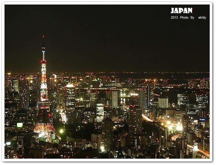 六本木hills,六本木景點懶人包,六本木森大樓52F,東京夜景,東京必去,森大樓 夜景,森大樓門票 @小環妞 幸福足跡