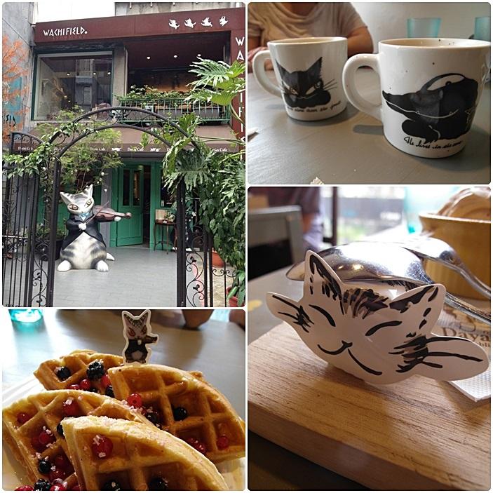 台北 下午茶,台北 咖啡廳,台北美食餐廳,台北貓咪餐廳 @小環妞 幸福足跡