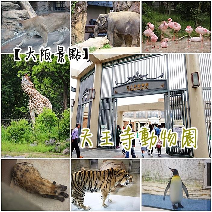 【大阪周遊卡免費景點】天王寺動物園,親子自由行推薦必來玩!