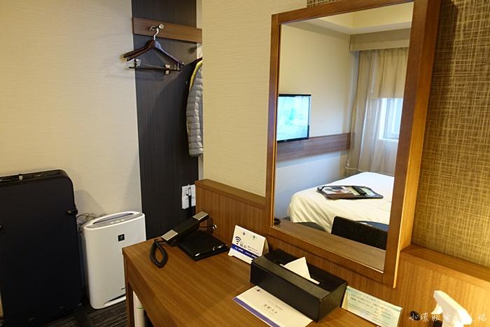 【京都住宿推薦】四條烏丸UNIZO酒店,交通方便有日式禪風的飯店 @小環妞 幸福足跡