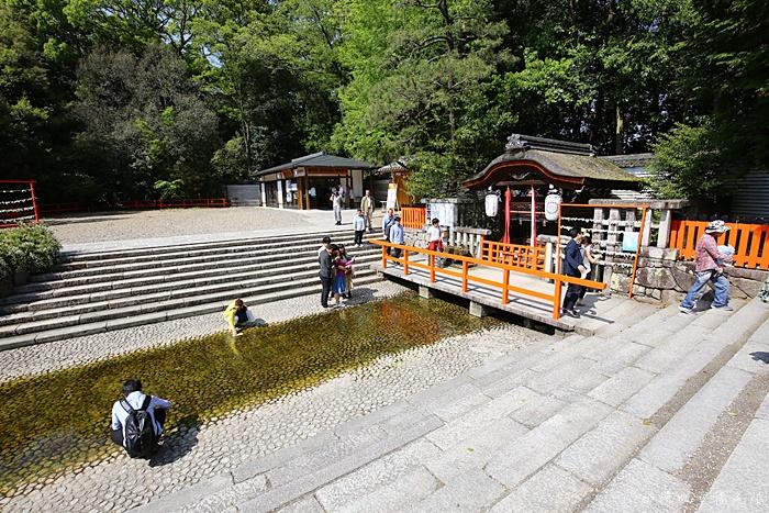 【京都必訪景點】下鴨神社,京都女性求浪漫姻緣之神社,必去! @小環妞 幸福足跡