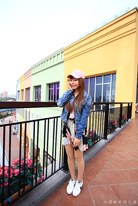 【高雄景點】大魯閣草衙道攻略,美食購物逛街,遊樂園玩一整天! @小環妞 幸福足跡
