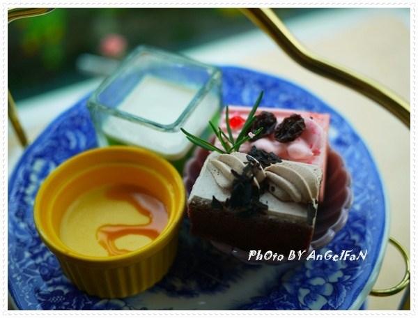 [玩♡南投]宮廷般的奢華生活◈英式下午茶◈。歐莉葉荷城堡 @小環妞 幸福足跡