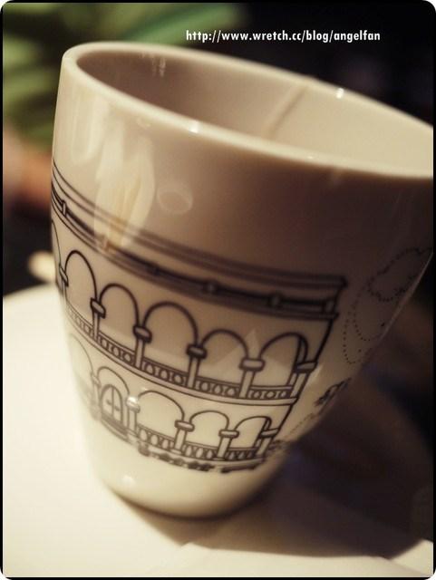 [吃♡台北]品嘗淡水小城的日暮~紅樓Red 3 Café @小環妞 幸福足跡