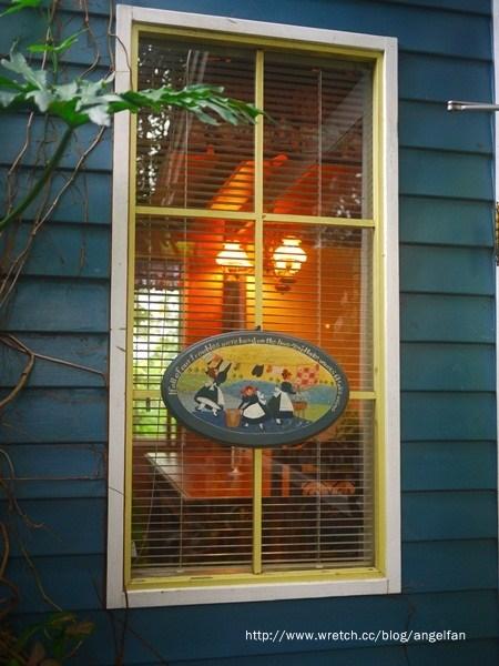 [苗栗景觀餐廳]山芙蓉咖啡藝廊~天使降落人間的童話花園 @小環妞 幸福足跡
