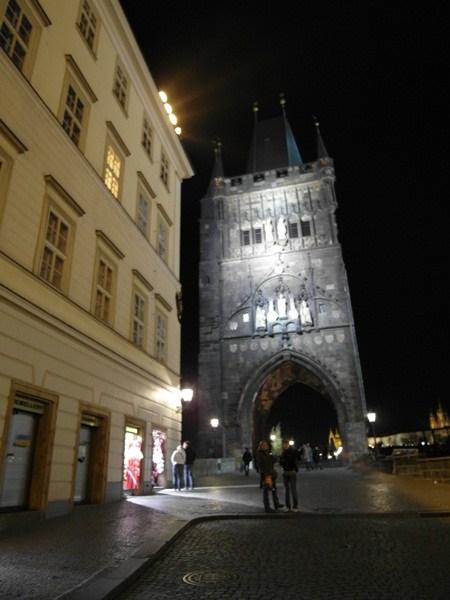 ❤Love in 捷克-8❤又見布拉格~HOTEL SAVIC、Mlynec米其林餐廳、黑光劇 @小環妞 幸福足跡