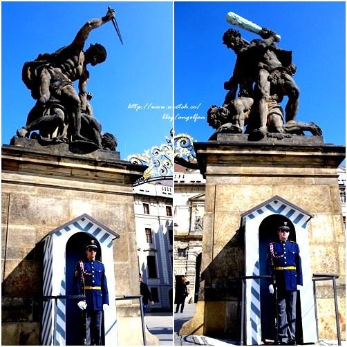 ❤Love in 捷克-11❤全世界最大的古城堡就在捷克。布拉格城堡區(有影片) @小環妞 幸福足跡