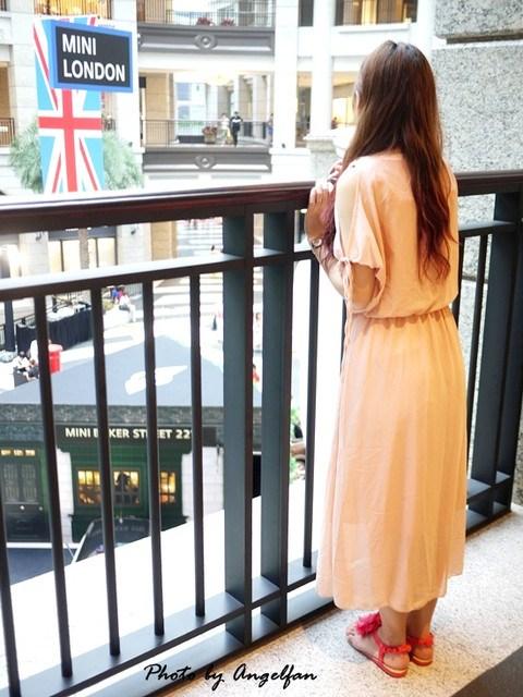 [穿搭]9件雪紡洋裝讓妳立馬變女神!! @小環妞 幸福足跡