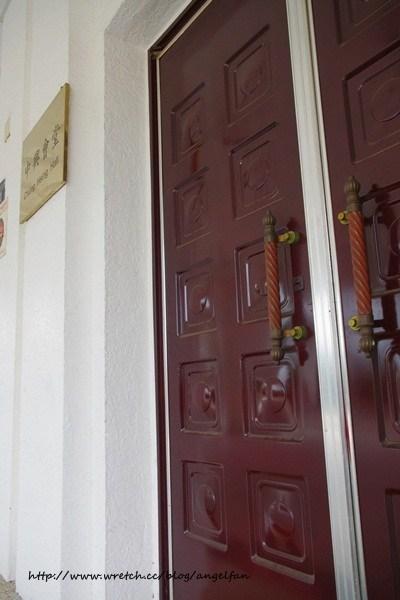 [南投景點] 中興會堂,巴洛克建築~台灣出現小白宮!! @小環妞 幸福足跡