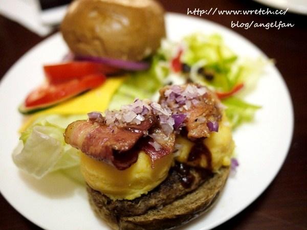 [台北創意料理] Pond Burger。下班後的小約會~超創意料理美食饗宴 @小環妞 幸福足跡