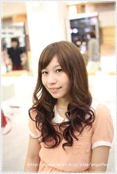 ♥♥[髮型]布丁頭滾開~養色護髮大改造! @小環妞 幸福足跡