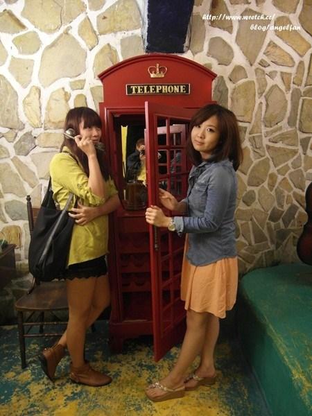 [台北景觀餐廳]陽明山19號咖啡館。怎麼拍都很有FU,姊妹下午茶去處 @小環妞 幸福足跡