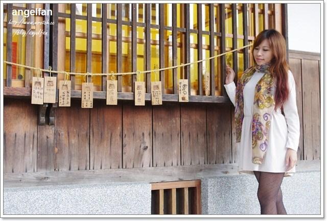 [台中景點] 刑務所演武場 ♥ 免搭機,日本神社就在眼前 @小環妞 幸福足跡