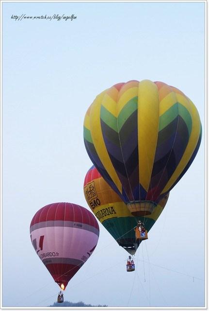 [台南親子景點]˙走馬瀨農場 ♥ 熱氣球嘉年華在台南 ~不用遠赴紐西蘭 @小環妞 幸福足跡