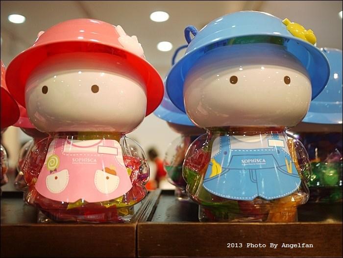 菓風小舖工房 ♥ 宜蘭員山~童話故事裡的糖果玻璃屋 @小環妞 幸福足跡