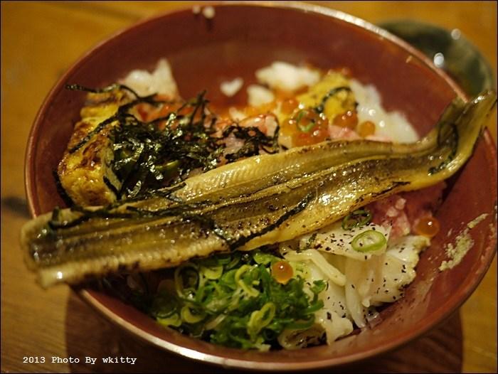 [台北美食]瞞著爹(三店) ♥ 豪華的海鮮丼飯,瞞著爹連我們都瞞啦 @小環妞 幸福足跡