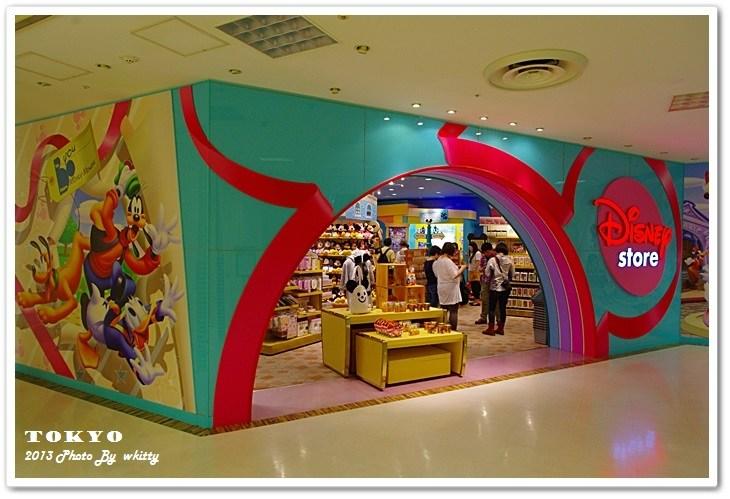 [東京票券] 新宿小田急買箱根周遊卷+高島屋Disney store買東京迪士尼門票(7) @小環妞 幸福足跡