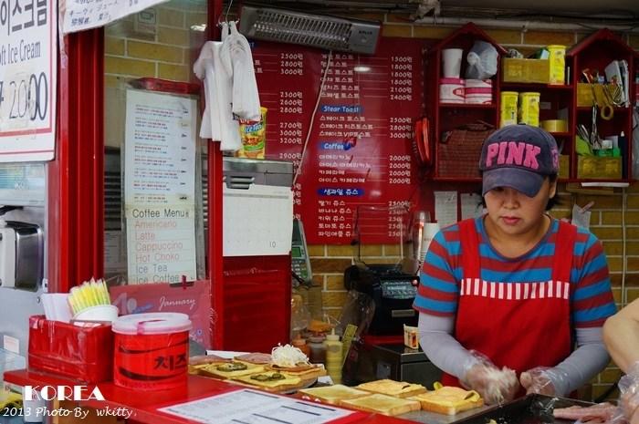 韓國早餐,韓國自由行,首爾必吃,首爾早餐推薦,首爾美食,首爾自由行 @小環妞 幸福足跡