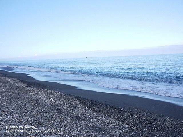 [花蓮私房景點] 曼波沙灘 ♥ 秘境沙灘,享受難得的自在 @小環妞 幸福足跡
