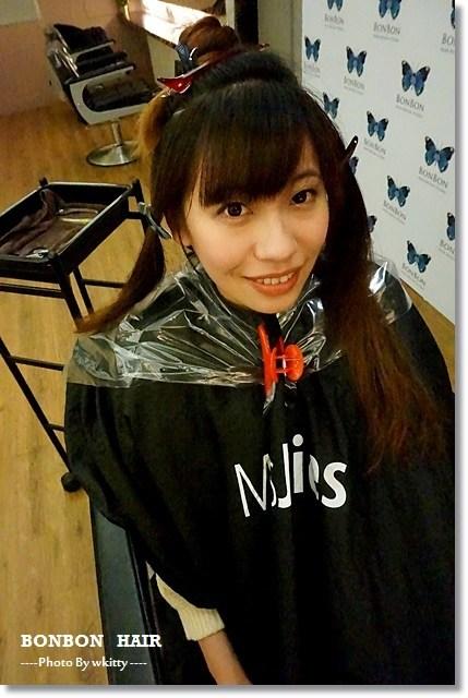 ▌髮記 ▌捷運中山站˙年輕了5歲,咖啡灰與橘紅的俏麗 ♥ BonBonHair (EIKO設計師) @小環妞 幸福足跡