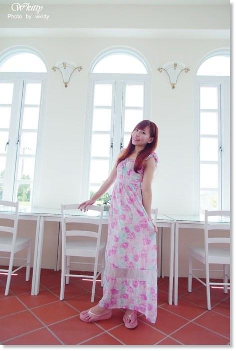 [敗家]淘寶BEBI家洋裝 ♥ 夏天必備長洋裝,防曬,渡假風 @小環妞 幸福足跡