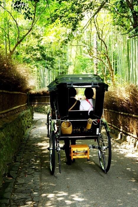 【京都嵐山景點】浪漫竹林步道&香火鼎盛野宮神社!(21) @小環妞 幸福足跡