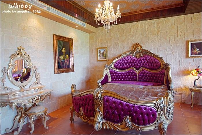 【宜蘭民宿】芯園-我的夢中城堡♥ 親子溜滑梯,圓一個當公主的夢! @小環妞 幸福足跡