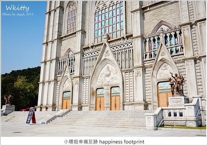 【韓國首爾(7)】慶熙大學 ♥ 仿若置身歐洲了,好美的校園! @小環妞 幸福足跡