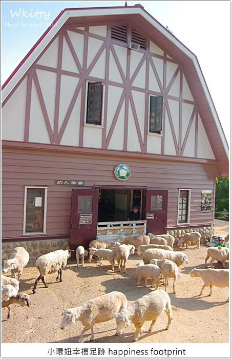 【神戶景點】六甲山牧場,山上牧場看羊咩咩,好像到了日本清境農場!(36) @小環妞 幸福足跡