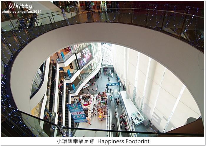 【曼谷(18)】Terminal21,逛百貨公司就可以環遊全世界! @小環妞 幸福足跡