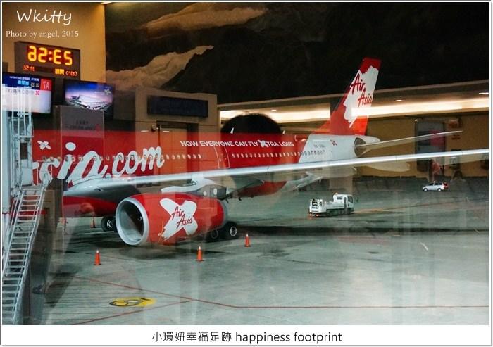 【峇里島自由行(6)】自助旅遊序曲~搭乘亞洲航空AirAsia飛往峇里島! @小環妞 幸福足跡