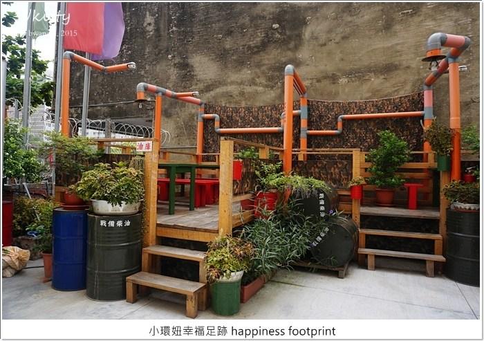 【台南餐廳推薦】一七二營本部連軍事主題餐廳,來這邊體驗當兵的軍旅生活,一起變裝當軍人超好玩! @小環妞 幸福足跡